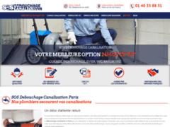 Détails : SOS Debouchage Canalisation