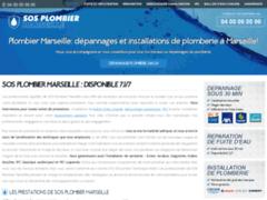 Détails : SOS Plombier Marseille