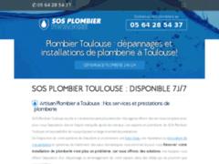 Détails : SOS Plombier Toulouse