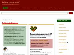 Recettes végétariennes : manger bio et équilibré