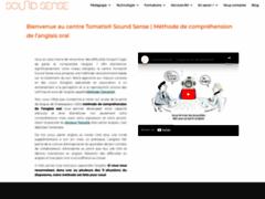Détails : La méthode Sound Sense pour comprendre l'anglais en peu de temps