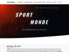 Détails : Sport Monde