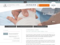 STANDING CARE : Infirmier à domicile à Saint-Gilles, Uccle