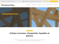 ENTREPRISE STEIS: Couvreur charpentier à LACOURT-SAINT-PIERRE