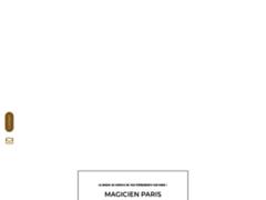 Détails : Magicien close-up et mentaliste sur Paris