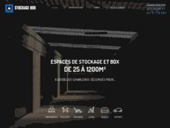 Détails : Stockage Box, spécialiste des solutions de stockage