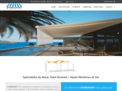 Storexpert - Spécialiste Store et Volet roulant - Alpes Maritimes 06, Var 83. Nice, Antibes, Cagnes sur mer, Cannes, Monaco.