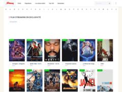 Détails : Streamay, site pour regarder des films et séries en streaming