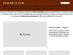 Détails : Stream IZ Film : les meilleurs films en streaming