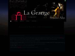 Création du site Internet de studio Alys (Entreprise de Salle de concert à MANTEYER )
