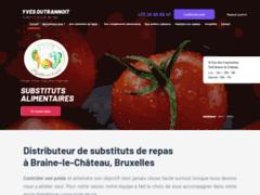 Détails : Distributeur de substituts de repas à Braine-le-Château, Bruxelles