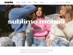 SURPRISE Paris, des vêtements écoresponsables