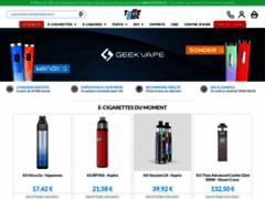 La cigarette électronique de qualité sur Taffe-elec.com