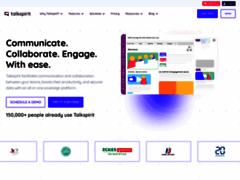 Détails : talkSpirit, reseau social d'entreprise et plateforme collaborative