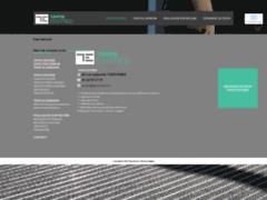 Détails : Tapis d'entrée grand passage tapis aluminium