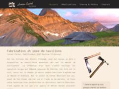 Détails : Pose de tavillons pour toitures et façades en Suisse