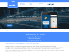 Groupement associatif de taxis bordelais, Bordeaux-Gironde