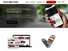 Détails : Teach on Mars : Meilleure plateforme de formation mobile