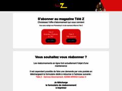 Détails : Télé Z – Magazine télé