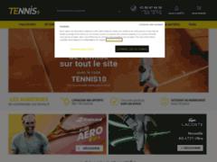 Détails : Tennis.fr est votre partenaire pour le matériel de tennis
