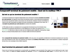 Terminal de paiement : guide d'achat et comparatif