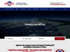 Détails : Agence de voyage Terres du Népal