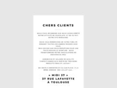 Détails : La boutique Tête de Cabosse