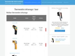 Détails : Choisir votre thermomètre infrarouge
