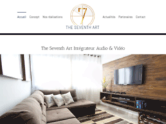 Site Détails : Le site theseventhart, la référence du cinéma