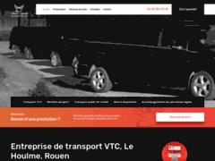 Détails : Entreprise de transport VTC, Le Houlme, Rouen