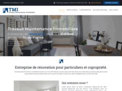 TMI ( travaux maintenance immobilière): Entreprise générale à AUVERS-SUR-OISE