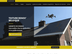 Détails : Toiture Renov couvreur en Belgique