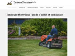Détails : https://www.tondeusethermique.info/