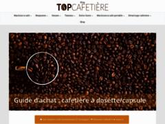 Détails : Top cafetière