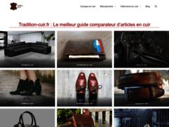 Détails : Tradition Cuir, guide sur l'achat d'articles en cuir de qualité
