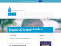 Détails : Le traitement de l'eau dure