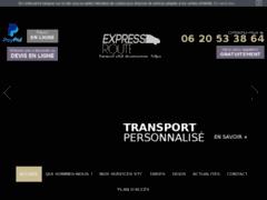 Détails : Transport privé en région PACA avec Express Route