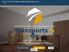 Détails : Transports & Co, transports de marchandises et déménagement
