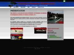 Création du site Internet de Travaux Provence Méditerranée (TPM) (Entreprise de Entreprise générale à LA SEYNE SUR MER )
