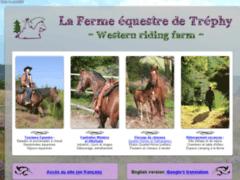 Ferme Equestre de Tréphy - Western riding farm
