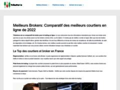 Détails : TribuForex - Portail du marché des changes