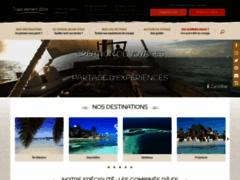 Détails : Trouver un hôtel à l'ile Maurice avec Tropicalement Vôtre