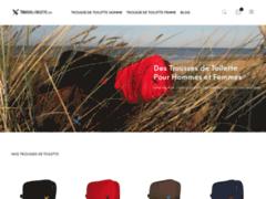 Boutique officielle Troussedetoilette.com : commander une trousse de toilette