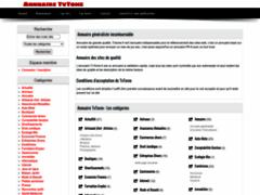 Détails : Référencer un site sur un annuaire exeptionnel