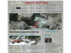 Ubaye Rafting: Club de sport à SAINT-VINCENT-LES-FORTS