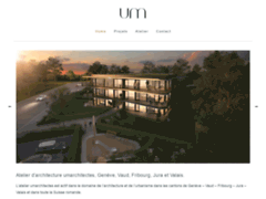Détails : Bureau d'architectes Ubaldo Martella à Carouge (Genève)