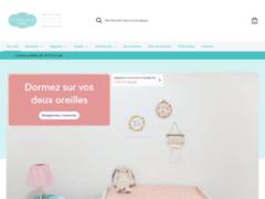 Détails : boutique puériculture en ligne