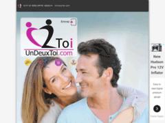 Détails : UnDeuxToi.com , site de rencontre sérieux