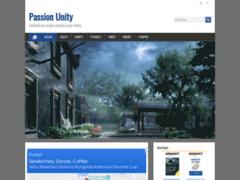 Site Détails : Passion Unity | Tutoriels et scripts gratuits pour Unity 3D
