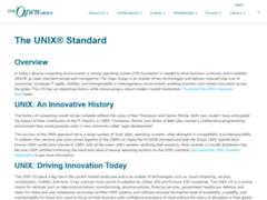The UNIX System